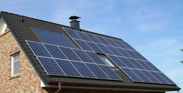 Пример солнечной электростанции